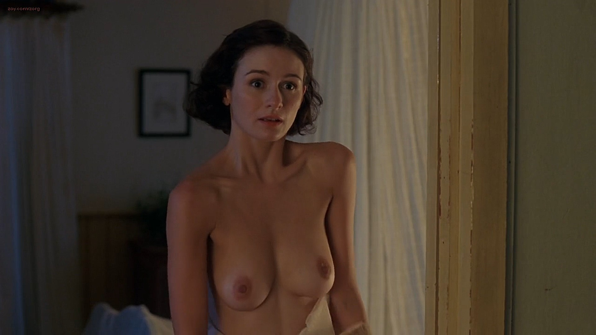 Emily Mortimer nude topless and Jessica Alba not nude hot and sexy - The Sleeping Dictionary (2003) HD 1080p (3)