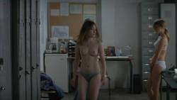 Lea Seydoux nude sex Anais Demoustier nude full frontal and others all nude - Belle Epine (2010) - DVDrip (5)