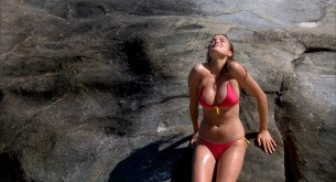 Michelle Johnson nude full frontal bush and Demi Moore nude topless - Blame It On Rio (1984) hd1080p (3)