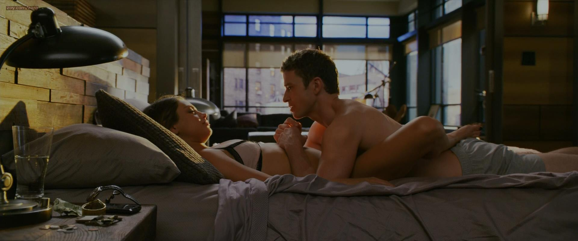 Mila Kunis hot sexy and lot of sex - Friends With Benefits (2011) hd1080p