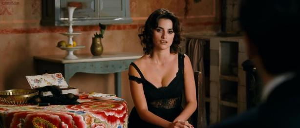 Penelope Cruz hot sexy and some sex - Manolete (2008) hd1080p