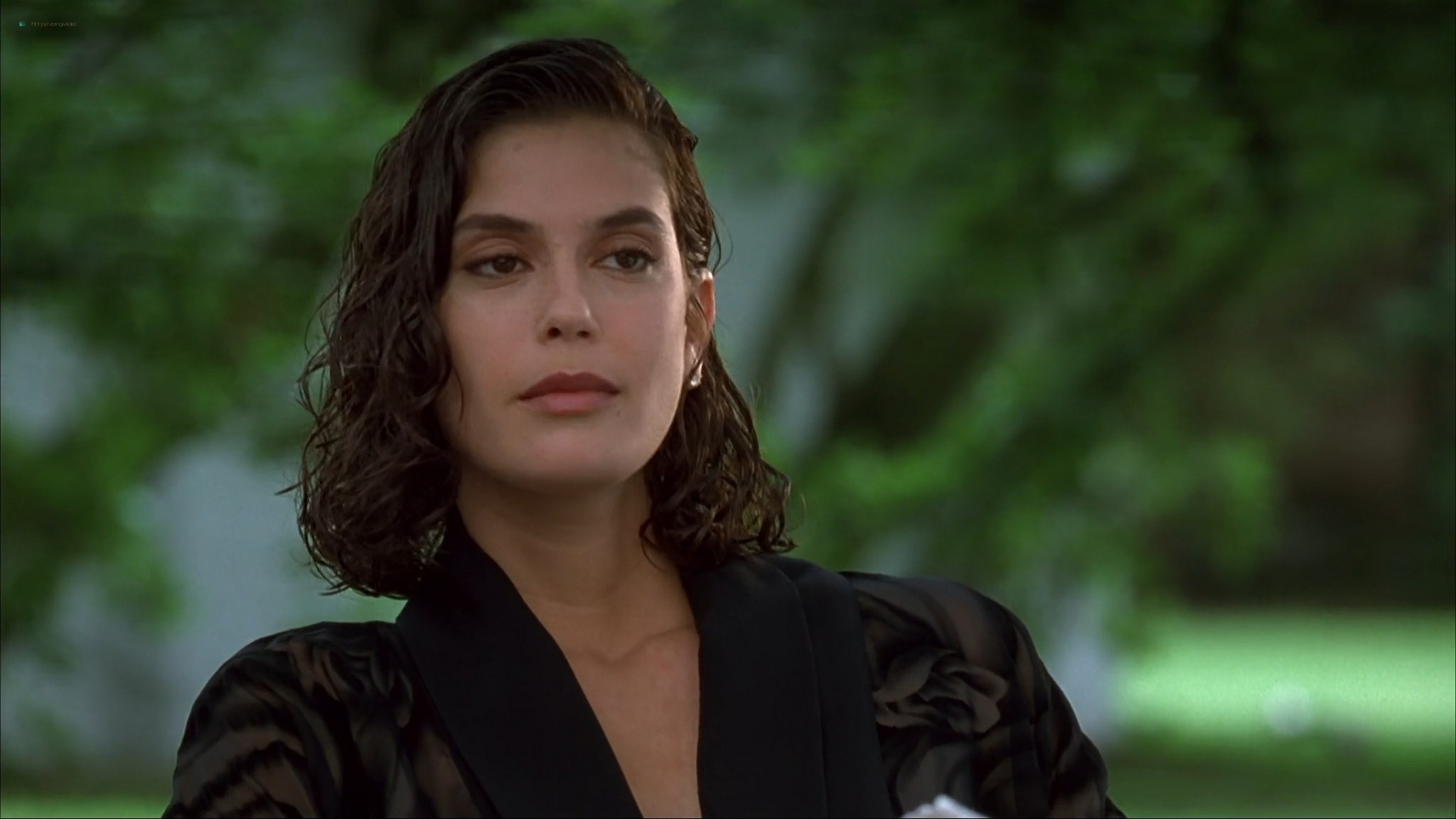 Teri Hatcher nude full frontal bush butt and topless - Haven's Prisoners (1996) HD 1080p Web (9)