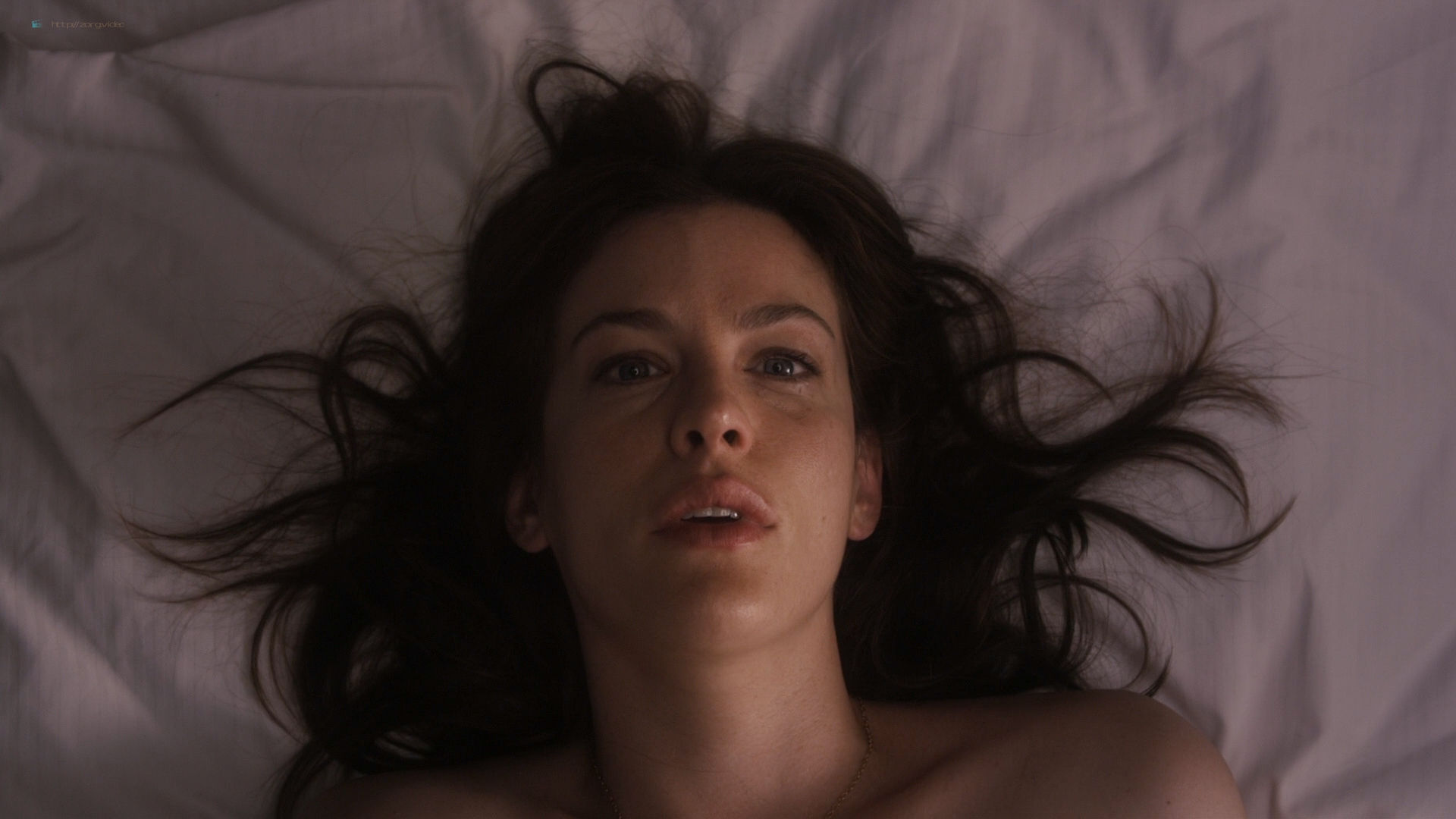 Liv Tyler nude topless sex and bondage - The Ledge (2011) HD 1080p BluRay (7)