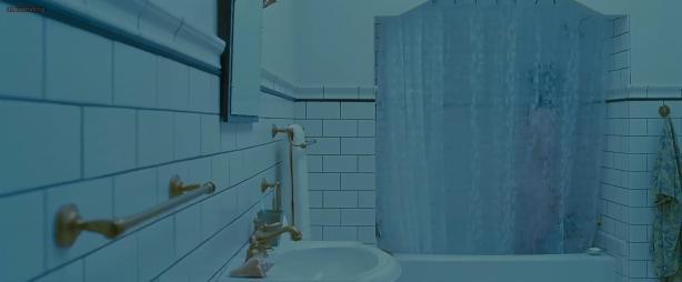 Mia Wasikowska nude nipple peak butt and masturbating nude in the shower - Stoker (2013) hd1080p