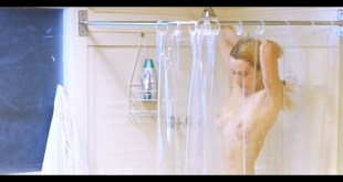 Nadia Townsend nude topless in the shower - Puppy (2005) (10)