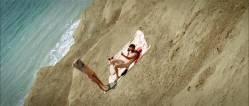 Vahina Giocante nude bush, boobs while skinny dipping - Paradise Cruise (FR-2013) HDTV 720p (9)