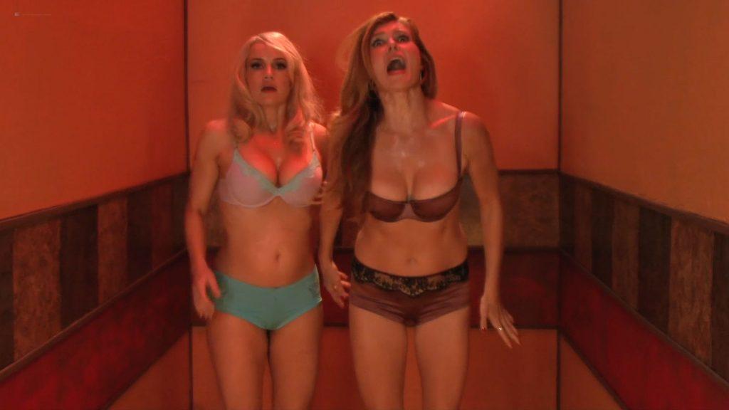 Adrianne Palicki, Emmanuelle Chriqui, Connie Britton, Caitlin Keats, Sarah Clarke and Marley Shelton all hot - Women in Trouble (2009) hd1080p (9)