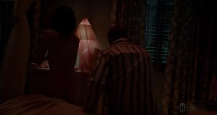 Aimee Garcia nude butt and side boob - Dexter (2013) s8e1 hd720p