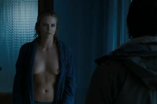 Charlize Theron nude butt naked and nude boobs – The Burning Plain (2008) hd1080p