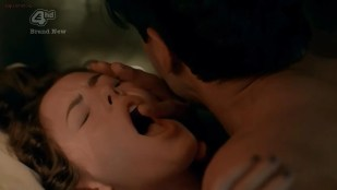 Kaya Scodelario hot and sex  – Skins (2013) s7e2 hd720p