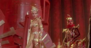 Ornella Muti hot and sexy - Flash Gordon (1980) hd720p