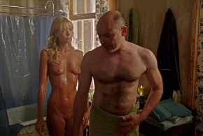 Riki Lindhome nude full frontal and labia – Hell Baby (2013) hd720p