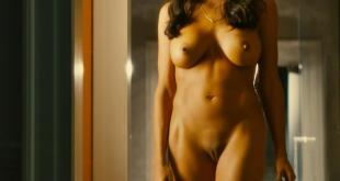 Rosario Dawson full frontal nude and labia - Trance (2011) hd1080p
