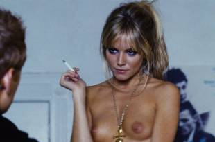 Sienna Miller nude topless and hot  – Alfie (2004) hd1080p