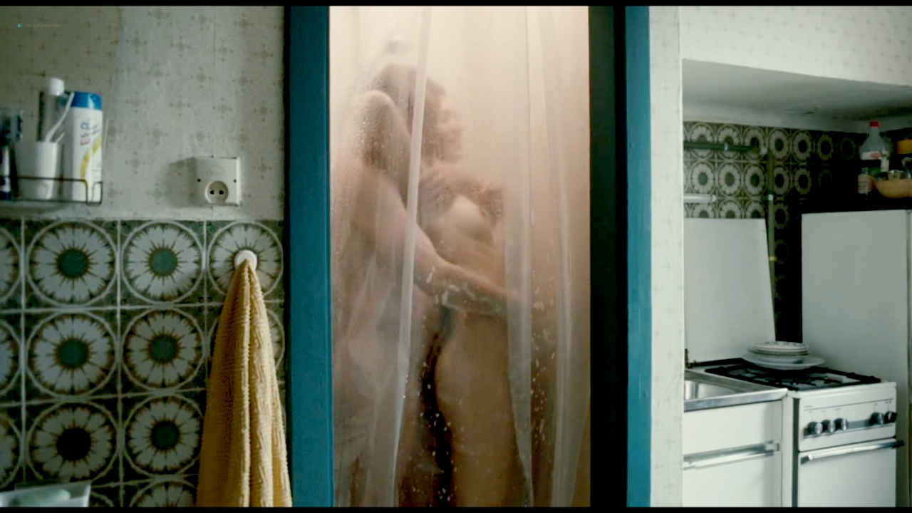 Irina Potapenko naked and sex in the shower and Ursula Strauss naked topless - Revanche (2008) hd720p (12)