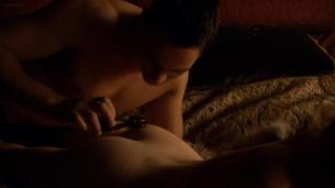 Andrea Lowe butt naked - The Tudors (2008) s2e3 hd720p