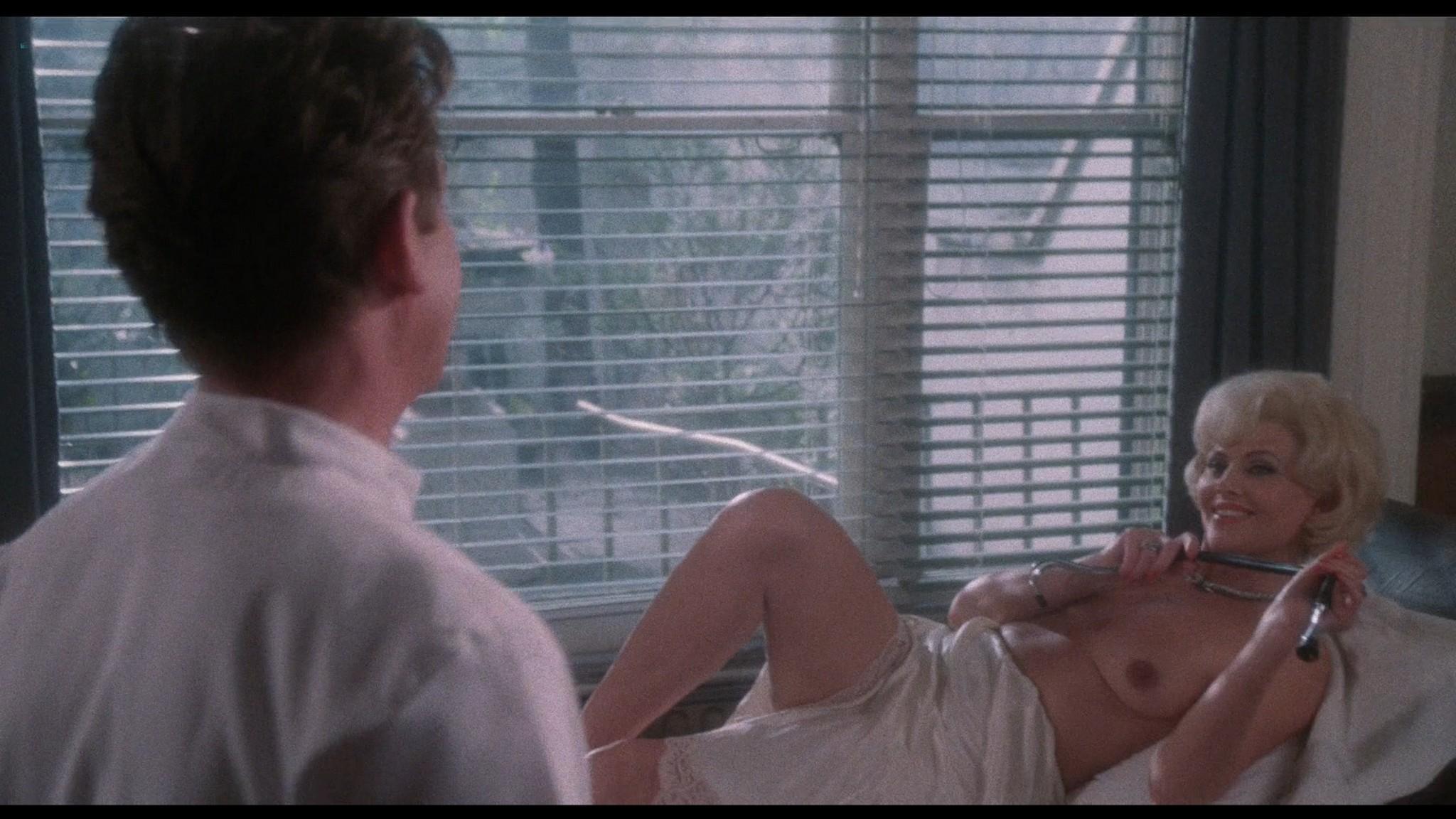 Bridget Fonda nude butt boobs Britt Ekland nude Joanne Whalley hot - Scandal (1989) HD 1080p BluRay (10)