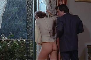 Dayle Haddon nude butt sex and nude topless and Stefania Casini sex and nude topless – La Cugina (IT-1974)