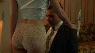 Elena Satine nude butt sex side booband hot cleavage - Magic City (2013) s2e7 hd720p