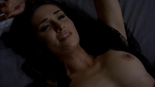 Karolina Wydra nude topless sex and receiving oral - True Blood s6e10 hd720p