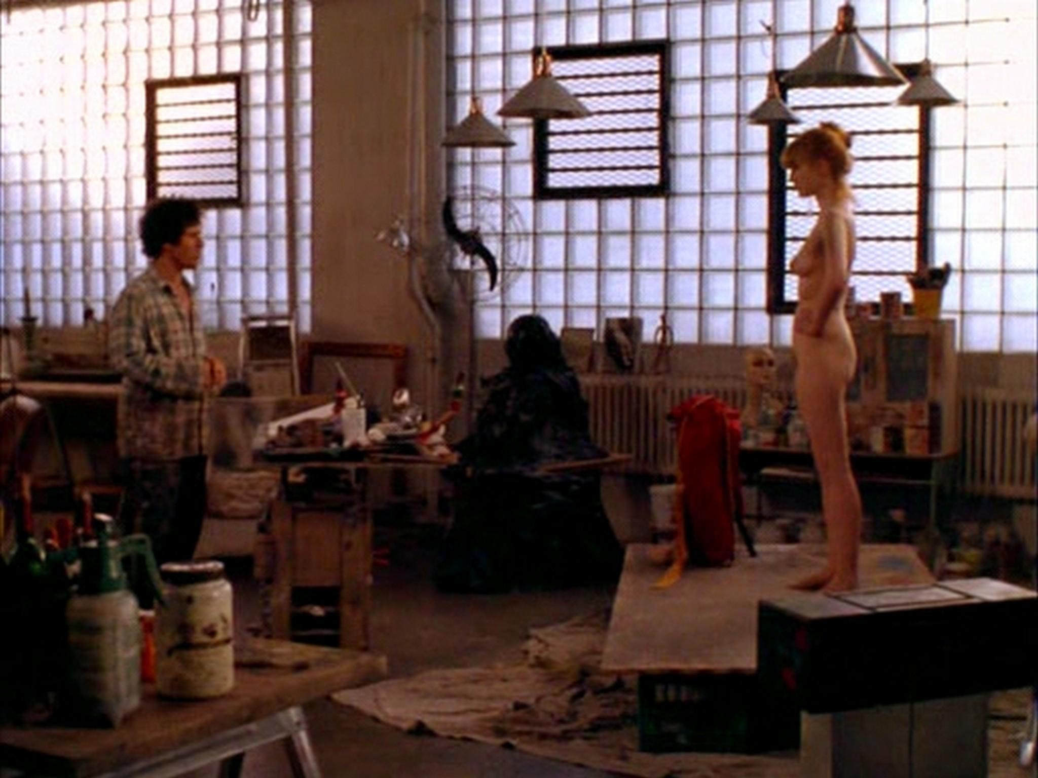 Laura Linney nude full frontal bush and Sheila Zane nude - Maze (2000) (5)