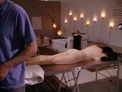 Mimi Rogers nude topless huge boobs - Full Body Massage (1995)