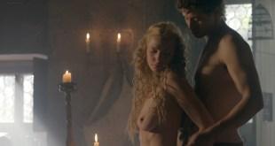 Rebecca Ferguson nude topless and sex - The White Queen UNCUT (2013) s1e1 HD 1080p (11)