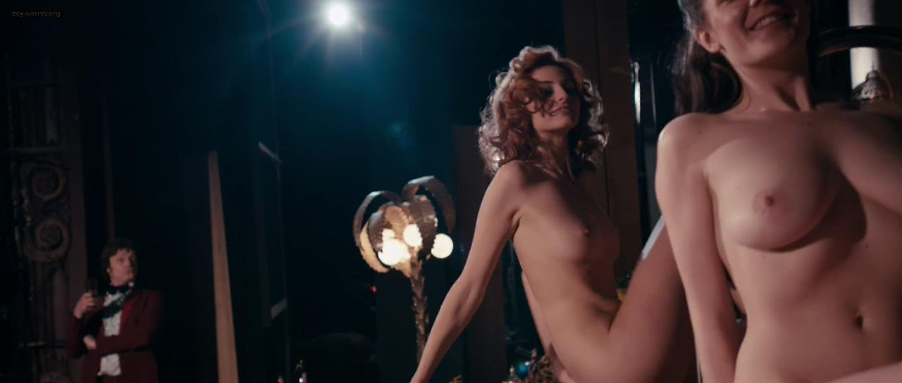 Anna Friel nude topless Tamsin Egerton nude various actress nude full frontal - The Look of Love (2013) HD 1080p (34)