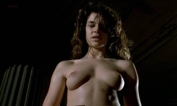 Valerie Kaprisky nude full frontal nude topless and sex - La Femme Publique (1984) (17)