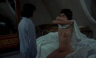 Carole Laure nude topless and bush - Get Out Your Handkerchiefs (1978)
