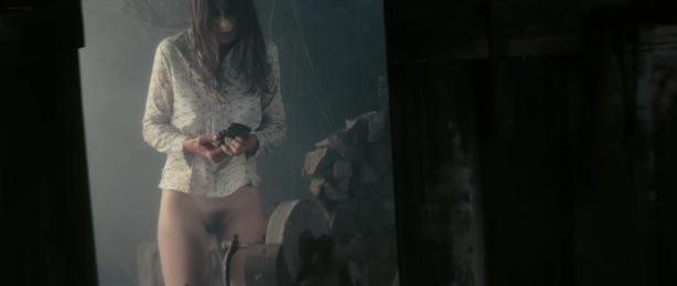 Charlotte Gainsbourg nude real sex full frontal and nude topless - Antichrist (2009) hd1080p
