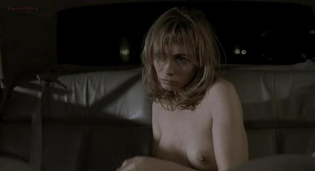 Emmanuelle Beart nude topless and hot sex - A Crime (FR-2006)