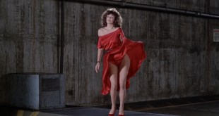 Kelly LeBrock nude brief topless and bush with slow motion - The Woman in Red (1984) hd1080p (8)