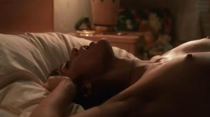 Lizzy Caplan nude topless and sex - Masters of Sex s01e01 (2013) hdtv720p