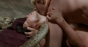 Lucy Liu nude topless sex - Flypaper (1999)