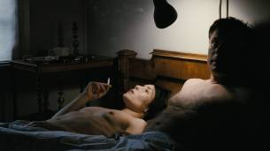 Noomi Rapace nude and sex Lena Endre nude butt - The Girl with the Dragon Tattoo pt1-2 (SE-2009) BluRay HD 1080p (4)