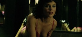 Rachael Taylor hot stripping sexy in lingerie and nipple peak - Cedar Boys (AU-2009) hd1080p