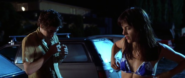 Selma Blair nude brief topless and sex and Kimberley Kates topless and sex doggystyle - Highway (2001) hd720p (9)