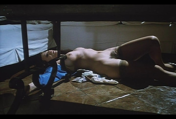 Serena Grandi nude near explicit full frontal nude topless and bush - Lady of the Night (1986) (6)