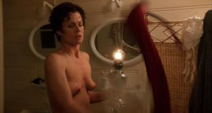 Sigourney Weaver nude topless - Death and the Maiden (1994) hd720p