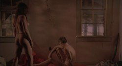 Barbara Hershey nude and sex - Boxcar Bertha (1972) hd720p Web-Dl (2)