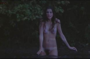 Carolyn Houlihan nude full frontal and bush and Carrick Glenn nude topless in the shower –  The Burning (1981)