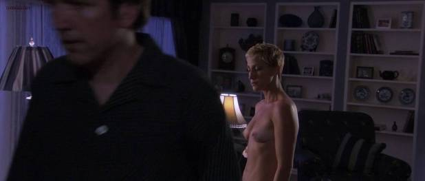 Elisha Cuthbert not nude but hot in lingerie and Edie Falco nude topless - The Quiet (2005) hd720p (5)