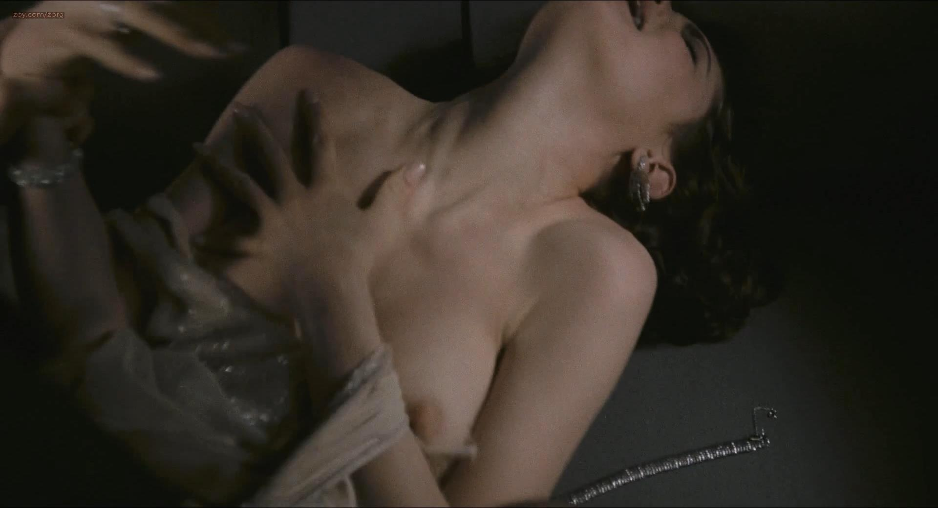 Elizabeth McGovern nude topless and rough sex - Once Upon a Time in America  (1984