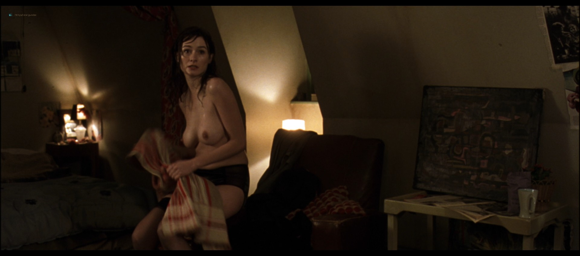Emily Mortimer nude Tilda Swinton and Pauline Turner nude full frontal - Young Adam (2003) HD 1080p BluRay (7)
