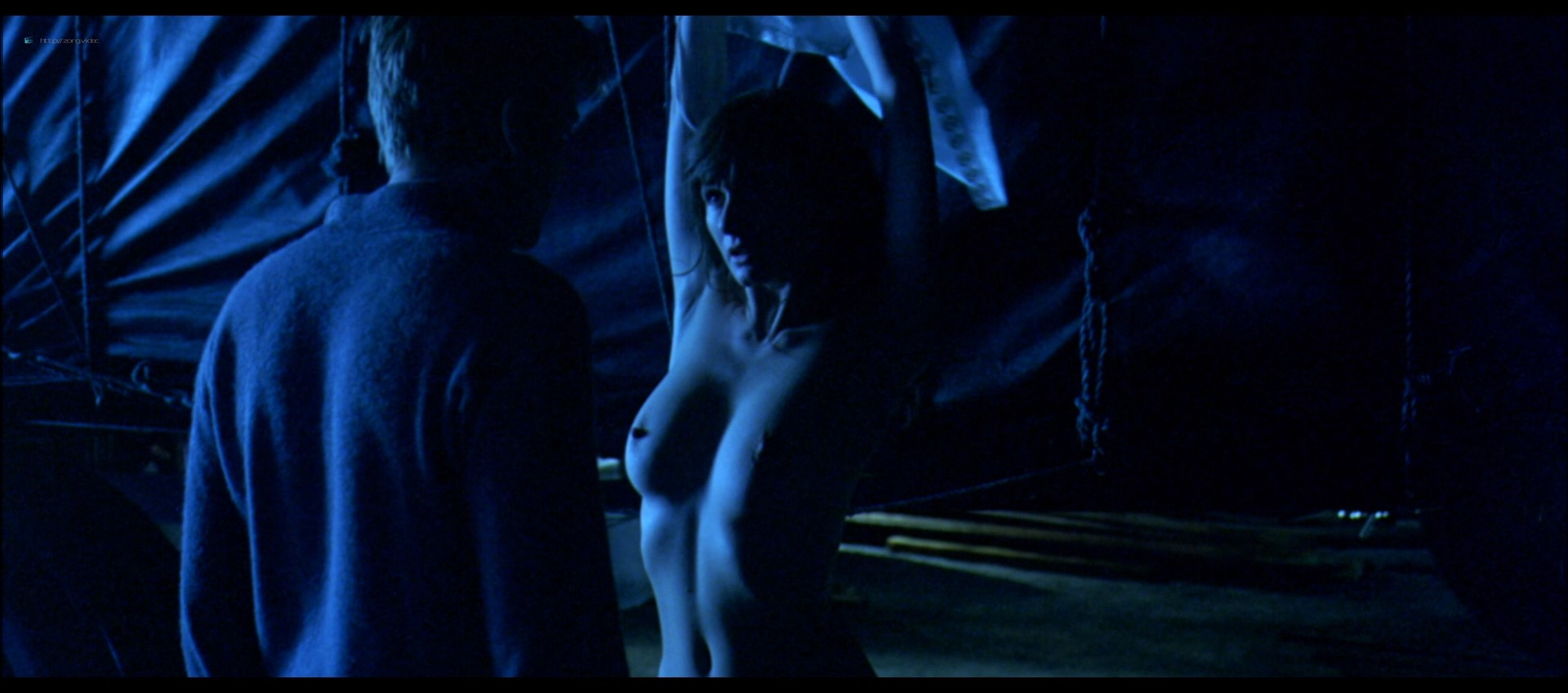 Emily Mortimer nude Tilda Swinton and Pauline Turner nude full frontal - Young Adam (2003) HD 1080p BluRay (18)