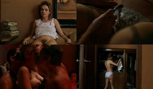 Francesca Neri nude sex threesome - Les Edades de Lulu (1990)