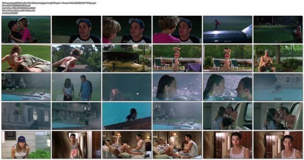 Jessica Biel hot in bikini wet and see through - Summer Catch (2001) HDTV 1080p (1)