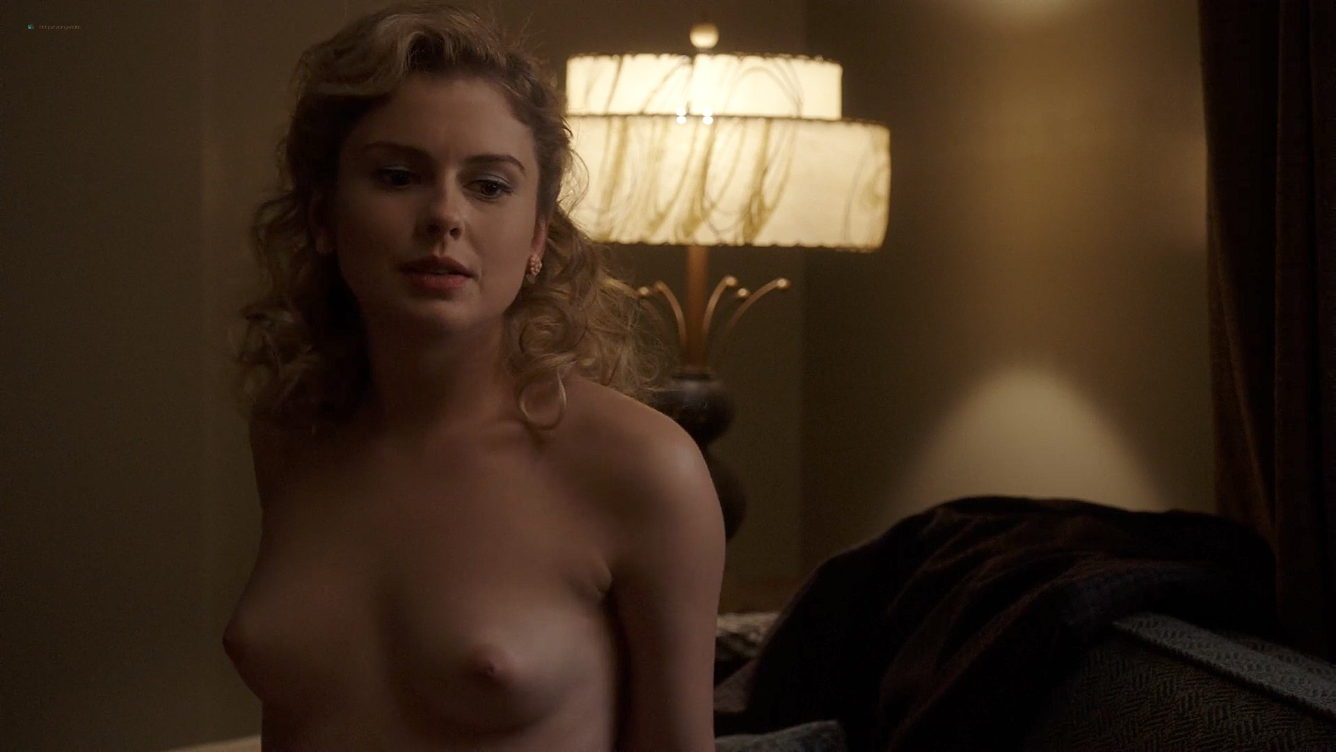 Lizzy Caplan nude topless Rose Mclever nude topless - Masters of Sex (2013) s1e4 HD 1080p (5)
