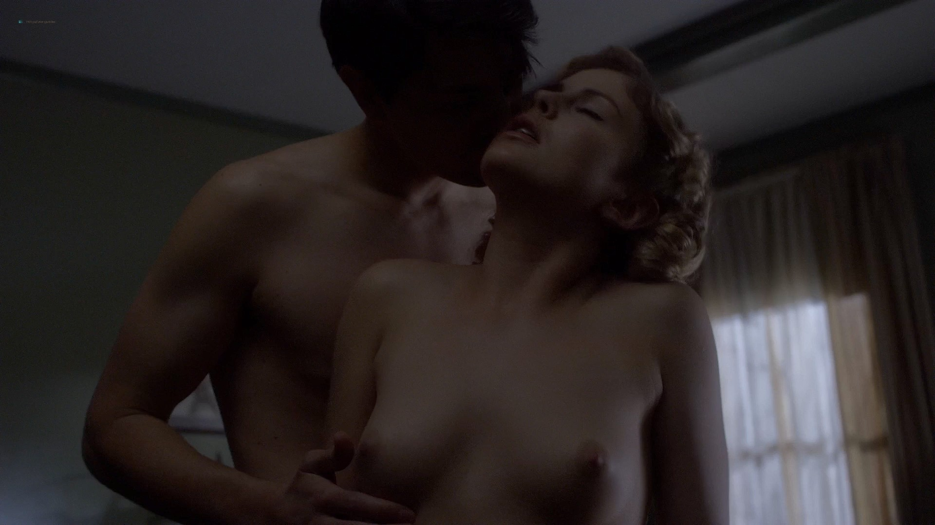 Rose Mclever nude topless and sex and Helene Yorke nude topless - Masters of Sex (2013) s1e5 HD 1080p (16)